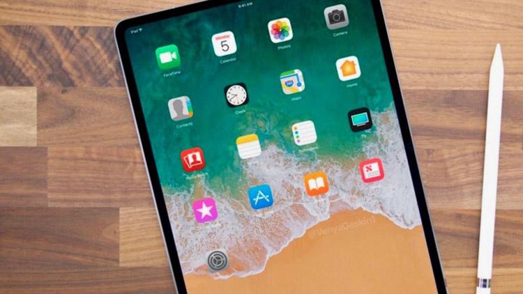iPad Pro 2018 может получить поддержку распознавания лиц Face ID