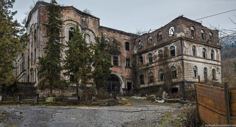Акармара: кавказский город-призрак