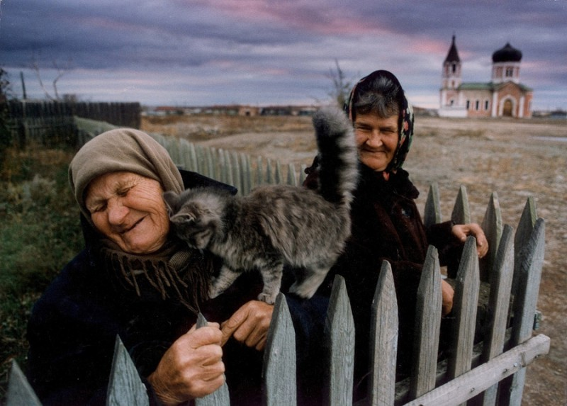 О чем жалеют старики на поро…