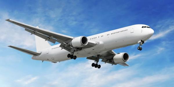 Самолет, следующий рейсом Са…