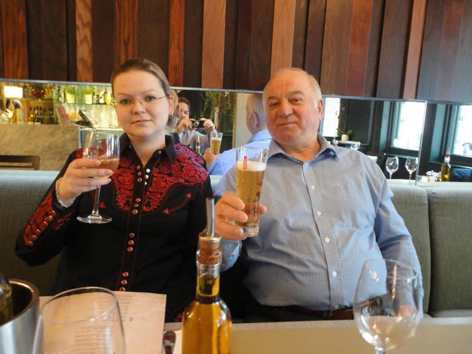Сергей Скрипаль объявил об у…