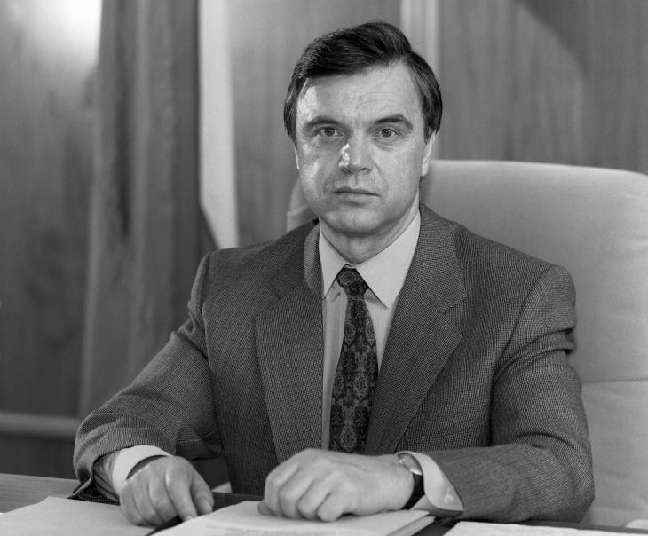 При правительстве Ельцина ра…