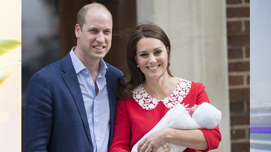 Кейт Миддлтон показала новорождённого сына, Джигурда намерен жениться, Шуфутинский встречается с танцовщицей, а женщины Деппа устроили свою жизнь