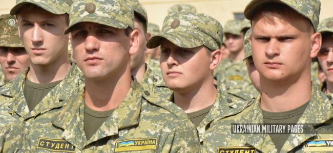 Минобороны Украины проведет очередной призыв в сентябре-октябре 2017