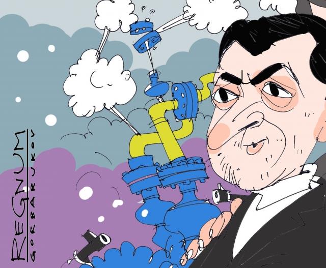 Украинский транзит: Как грамотно возить Зе-президента «фейсом об тэйбл»