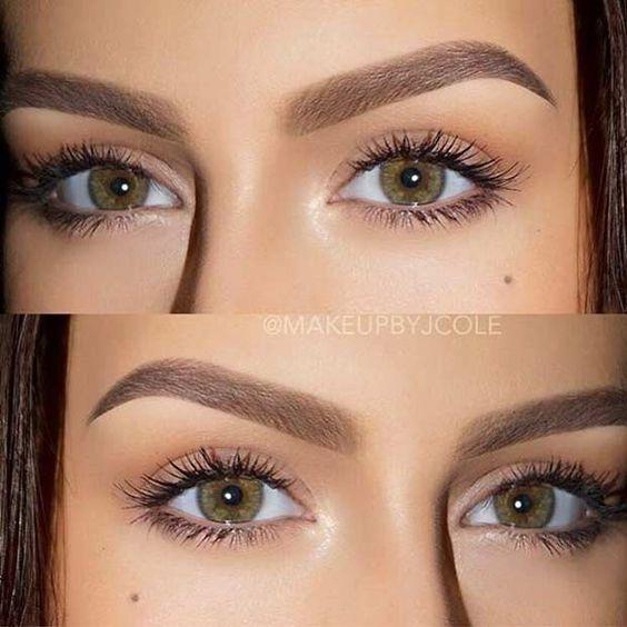 Самый красивый макияж глаз: …