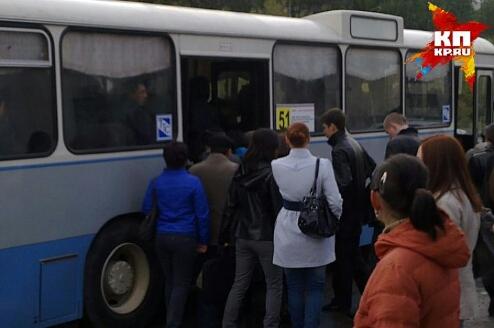 Тюменку, возвращавшуюся из больницы с грудничком, выгнали из автобуса