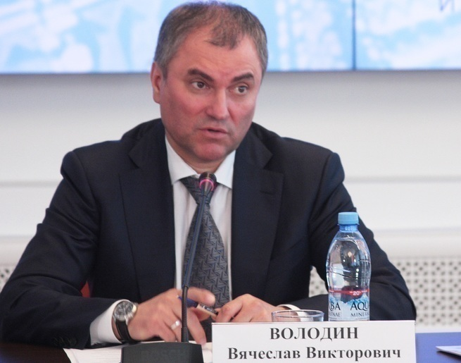 Очень здравое предложение: Володин предложил наказывать российский бизнес за соблюдение санкций США