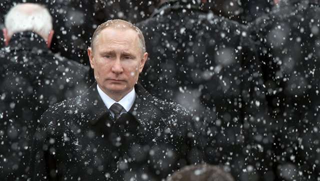 Путин переночует в глухой сибирской тайге