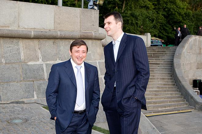 Прохоров помог Хлопонину стать самым богатым чиновником
