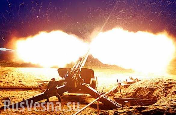 СРОЧНО: Обстановка резко обострилась, ВСУ атакуют города ДНР и ЛНР