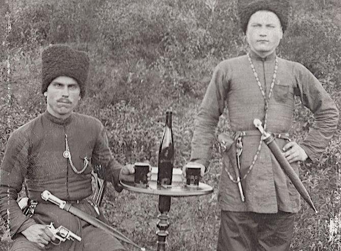 Как появилось теркское казачье войско?