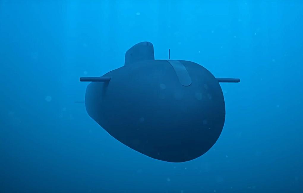"""Начаты подводные испытания ядерной энергетической установки необитаемого аппарата """"Посейдон"""""""