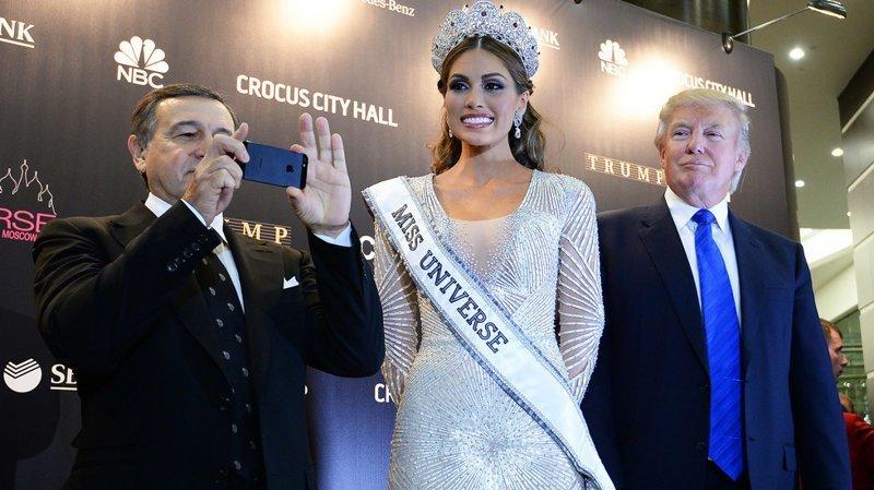Трамп ночевал в Москве во время конкурса «Мисс Вселенная — 2013».