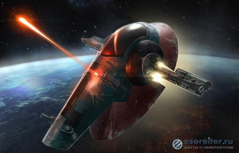 Инопланетный корабль «Черный рыцарь» снова попал в объектив видеокамеры