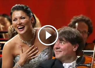 «Хулиганский» номер Анны Нетребко, который вошел в историю оперной музыки
