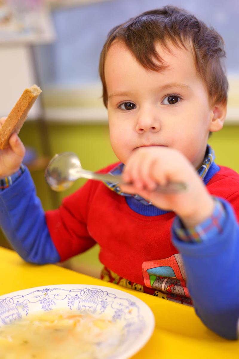 Вкусный суп для маленьких детей