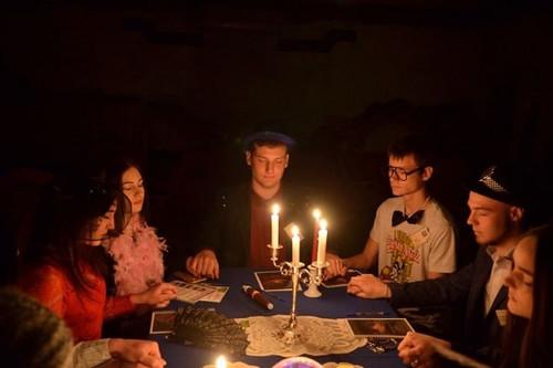 В чем опасность спиритизма