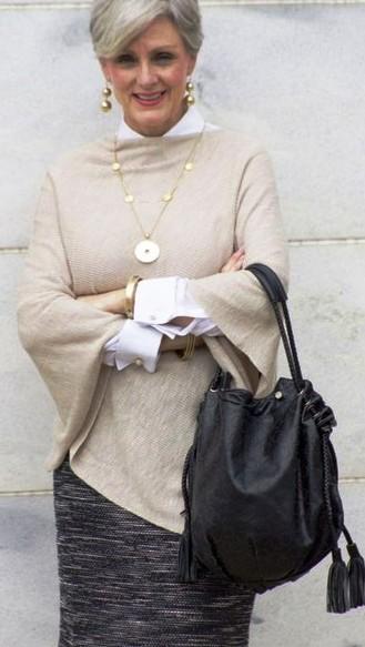 Как гармонично омолодить себя и свой гардероб — 10 советов для зрелого, но нескучного гардероба