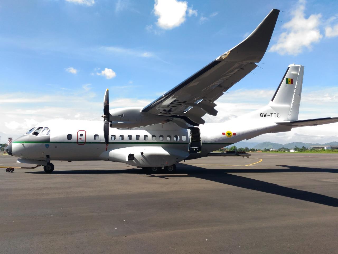 Индонезия поставит четыре самолета в Африку