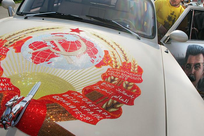 В Литву без советской символики