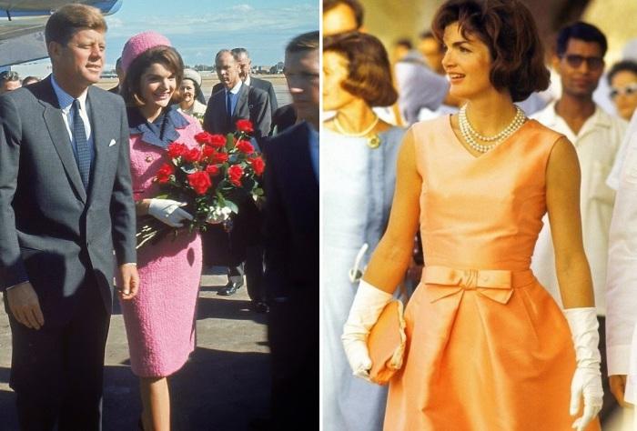 Жаклин (Джеки) Кеннеди - воплощение безупречного вкуса, женственности и элегантности в шестидесятые годы двадцатого столетия.