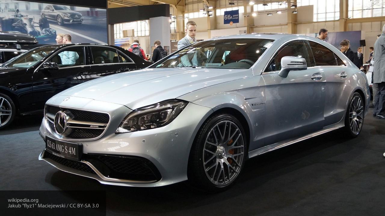 Mercedes представил «заряжен…