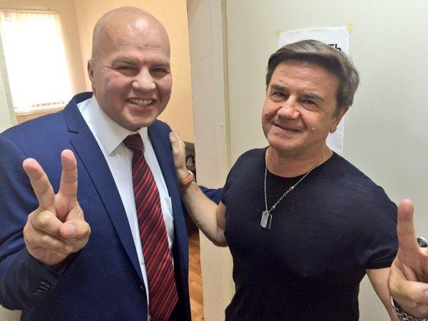 Украинские политолухи лишатся российских ток-шоу...