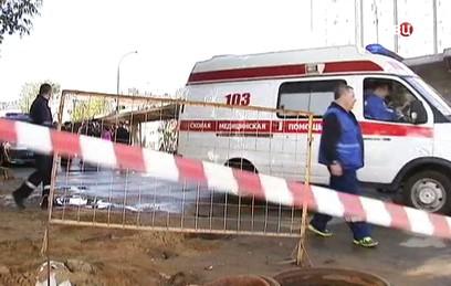 Названо гражданство пяти погибших в канализационном колодце в Москве