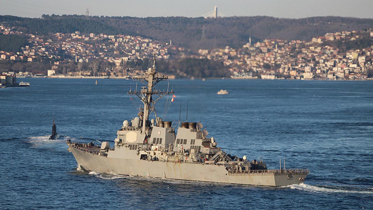 Нездоровый интерес США к российским границам: что делает американский «эсминец свободы» в Черном море?