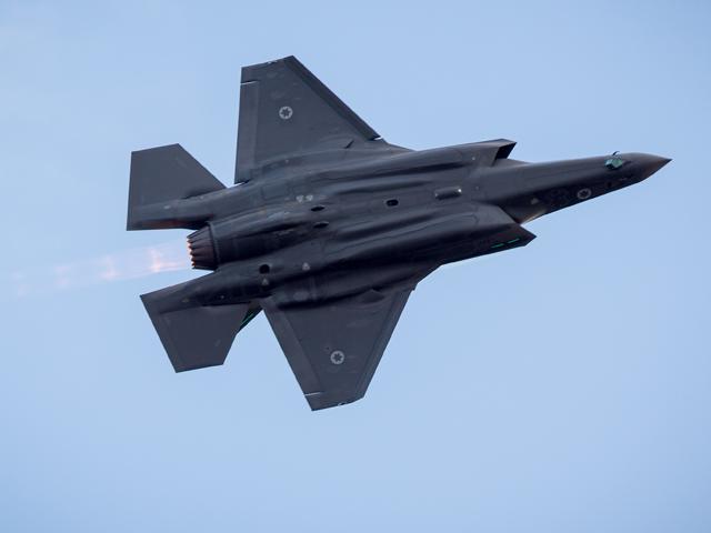 СМИ: для удара по целям в Сирии израильтяне впервые применили F-35