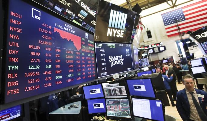 Паника на бирже: новые санкц…