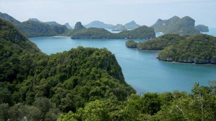 Самые загадочные острова нашей планеты