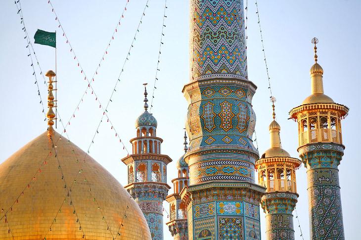 Удивительный и загадочный Иран