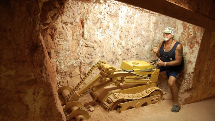 История единственного в мире подземного города