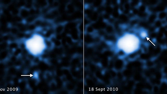 Ещё одна луна отыскалась в Солнечной системе