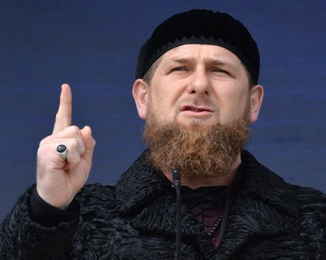 Кадыров обратился к Порошенко