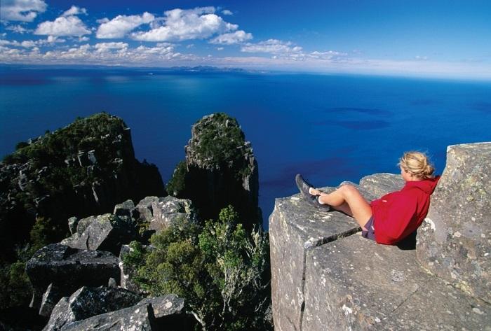 Австралийский штат, расположенный на одноименном острове в 240 км к югу от материка Австралии и отделённый от него проливом Басса.