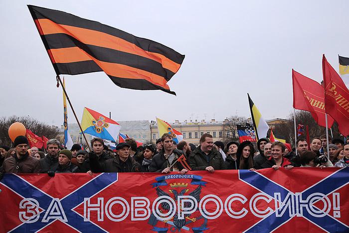 80% украинцев выберут Новороссию – эксперт