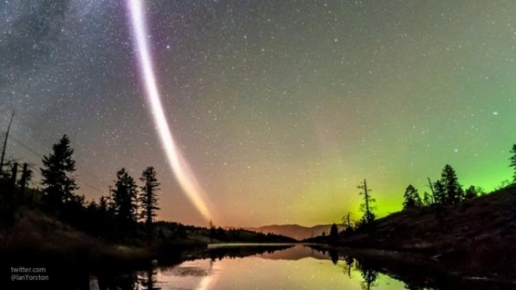 Учеными зафиксировано неизвестное ранее удивительное природное явление