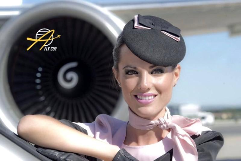 7. Испания - Привилегированный Стиль люди, пилоты, стюардессы