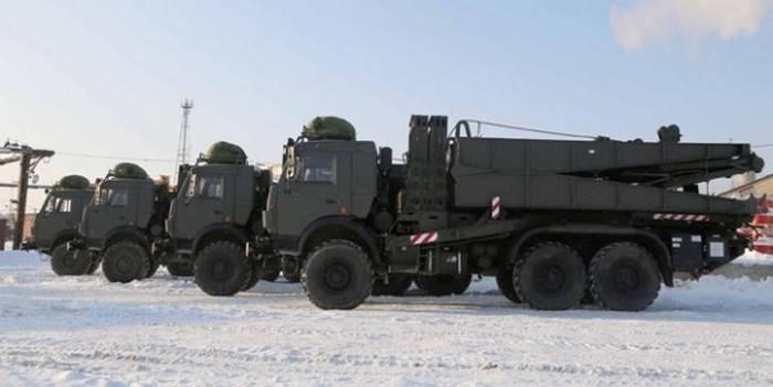 Инженерные войска ВВО получили новую технику