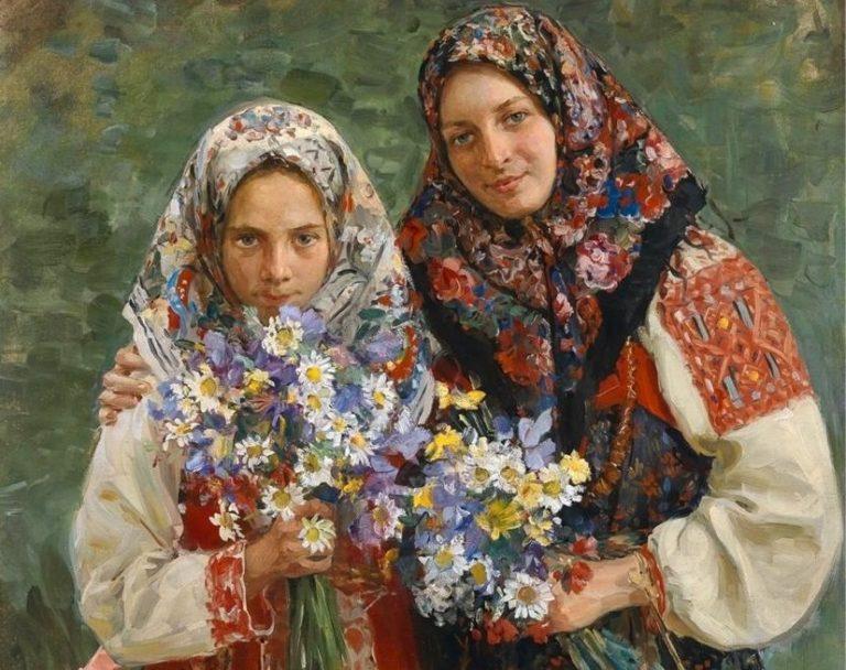 Что было стыдом для русских женщин
