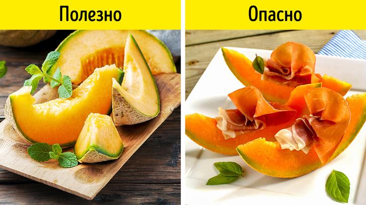 7 обычных сочетаний продуктов, которые не несут здоровью ничего хорошего