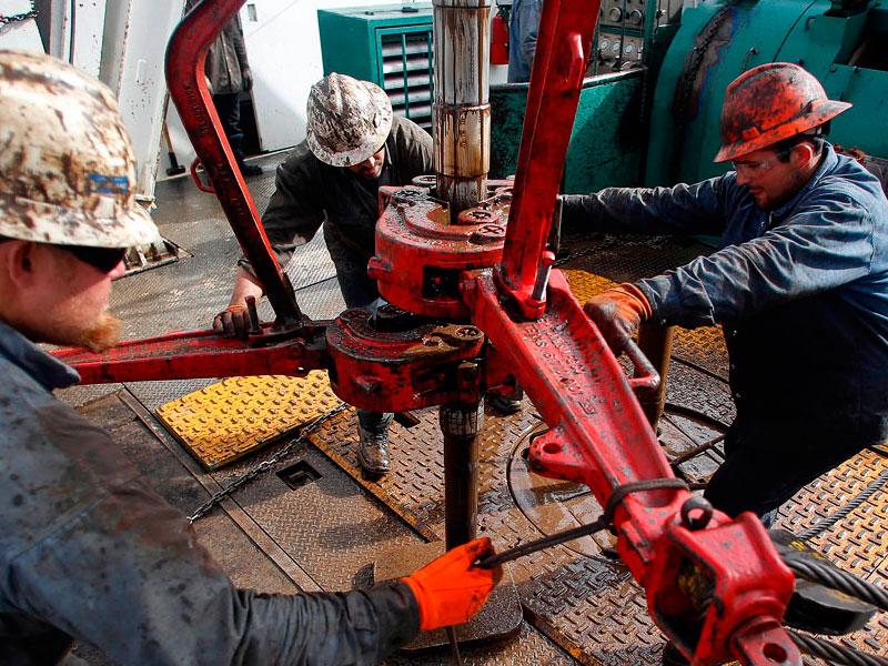 Нефть на стороне России