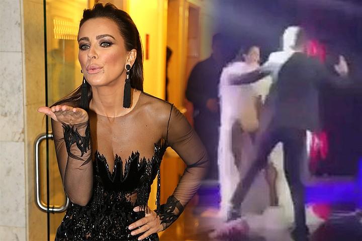 Фанат Ани Лорак набросился на певицу во время концерта в Пензе