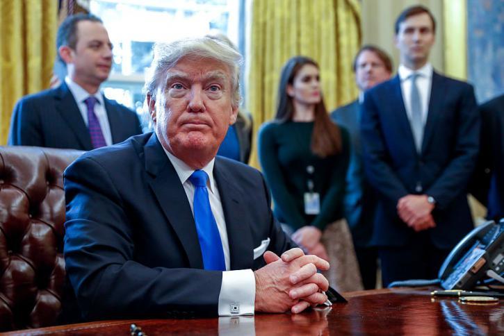 Что ждет Трампа после решения об атаке на Сирию, раскрыли в США
