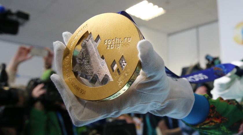 Российские атлеты отказываются возвращать олимпийские медали