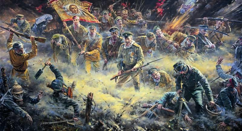 Главными врагами России, ограбившими её, были Англия и США