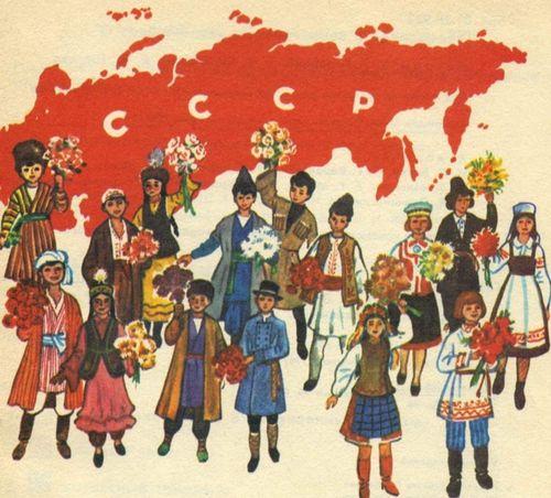 Учебники исторического маразма - какое прошлое учат в бывших республиках СССР